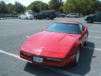 1984 Chevrolet Corvette Original Parts Voted Best Of