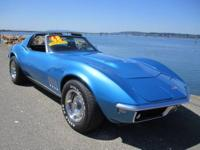 Year 1984 Make Chevrolet Model Corvette Trim Coupe Body