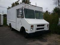 low mileage run solid good work truck or food truck