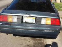 1984 Chevy Camero V6 automatic PC CC CD clean title and