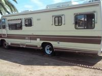 '84 Chevy Coachman P30 Motorhome RV 33' No Pop outs,