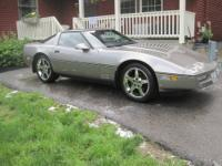 1984 Chevrolet Corvette. Low miles (77,000) Nice body