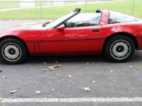Removable Targa top (better then a convertible), 350