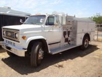 1984 Chevrolet 70 Fire truck , Diesel Powered , Runs