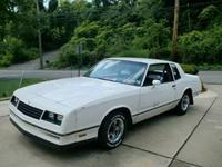 84 Monte Carlo SS mostly all original with 10,800
