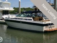 - Stock #084026 - This classic Chris Craft beauty has
