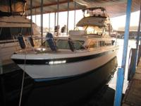 Boat Type: Power What Type: Sport Fisherman Year: 1984