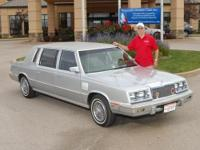 Year: 1984 Make: Chrysler Model: Executive Sedan