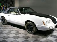 Check out this AWESOME 1984 Ford Mustang GLX