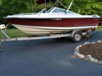 1984 Four Winns Horizon 190 (19-foot) open bow