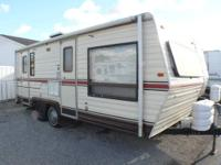 Air, Awning, Jacks, 2 Entry Doors, Front, Living Area,