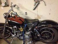 ---- for sale / sell 1984 fxsb shovel head ---- needs