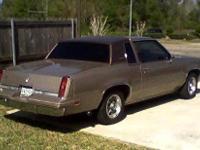 1984 Olds Cutlass Supreme, G-Body, 143K original miles,