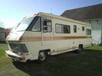 1984 Georgie Boy Cruise Air II Class A. This 28 foot RV