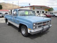1984 GMC C1500 Pickup Truck c/k 1500 Our Location is: