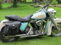 1984 Harley Davidson Road King 2k miles on rebuilt