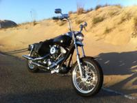 Dyna 2000 I ignition, board 20 over, kieth black racing