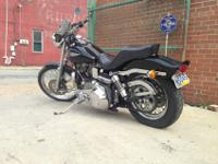 - 1340 CC Shovelhead Motor- All original paint, engine,