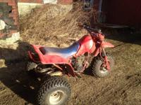1984 Honda ATC 250R 3 Wheeler in great shape - 2-stroke