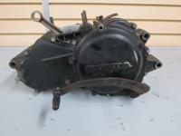 1984 HONDA ATC250R BOTTOM END  * GOOD SHAPE WITH NORMAL