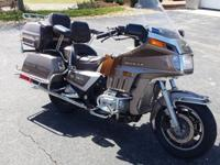 1984 Honda Goldwing GL1200 Aspencade - $3000 - FIRMI am