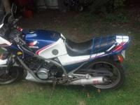 1984 Honda Interceptor 700cc runs and rides great. Last