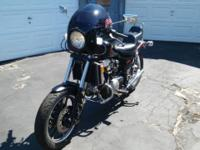1984 Honda Magna VF700c 9500mi ASKING $2500 OBO. We can