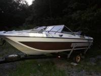 Hi I have a nice 16' fishing boat I would like to trade