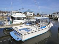 Boat Type: Power What Type: Express Year: 1984 Make: