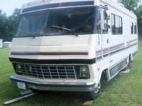 30 Foot Class A Itasca 1984, 454 Chevy Engine, 45300