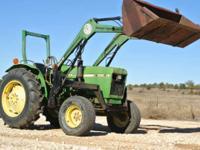 1984 John Deere 1050 40hp John Deere 1050 Tractor with
