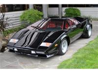 1984 Lamborghini Countach VIN: ZA9C00500ELA12691 Info