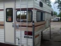 1984 Lance Camper in great condition. Barely used and
