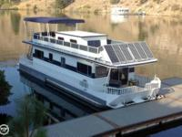 - Stock #079965 - 1984 Master Fabricators 56' Houseboat
