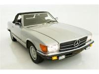 1984 MERCEDES BENZ 280 SL EXOTIC CLASSICS IS PLEASED TO