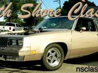 For sale is a 1984 olds cutlas, 455 30 over custom ross