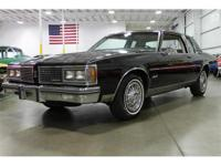 The Oldsmobile 88 has become a legendary icon in the