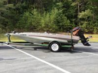 For Sale or Trade. 1984 Performance Gambler bass boat
