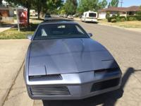 1984 trans am , upgraded with new e rod LS 3 smog legal