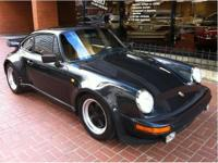 Very rare early eighties 3.3 litre Porsche air cooled