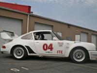 1984 Porsche 911 RS/R Race Car 3.4 Flat 6 6 Cylinder 5