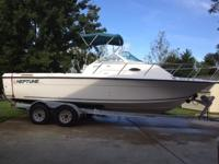 For Sale: 1984 Sunbird Neptune: 23 Foot, I/O, 5.0 Ford
