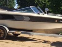 Great boat for fishing, cruising or watersports. It is