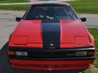 Tough to locate 1984 Toyota Celica Supra with Non-Turbo