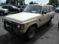 6CYL 5 SPEED 4X4!!! STILL DRIVES GREAT. READY TO MAKE