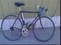 Light weight older road bike. Great shape, tuned and