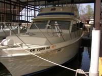 1984 Uniflite Aft Cabin Boat is located in