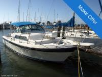 Nice older boat with recent engine overhaul. The