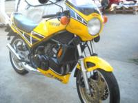 !!!! 1984 Yamaha RZ350 Kenny Roberts Edition with 534