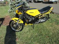Yamaha RZ350 excellent original condition Kenny Roberts